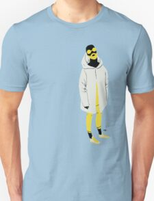 100 Days. Guy in the white parka. Unisex T-Shirt