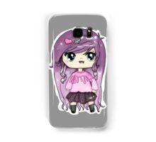 Pastel Goth Chibi Samsung Galaxy Case/Skin