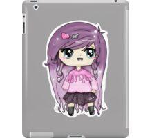 Pastel Goth Chibi iPad Case/Skin