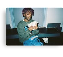 Lil Uzi Vert - Counting Money Canvas Print