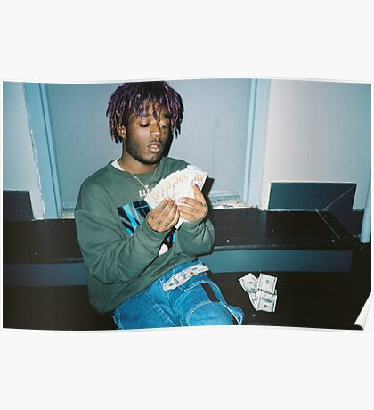 Lil Uzi Vert - Counting Money Poster
