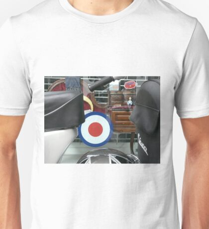 MODS CARNABY STREET Unisex T-Shirt