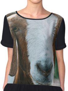 Goat Chiffon Top