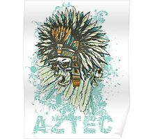 Aztec Chief Poster