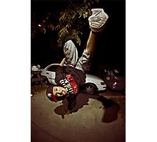 The B-Boy Files - #5 | Killa Beest in the Streets Photographic Print