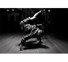 The B-Boy Files - #1 | Killa Beest Photographic Print