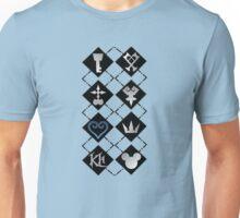 Kingdom Hearts Emblem Unisex T-Shirt