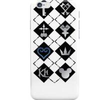Kingdom Hearts Emblem iPhone Case/Skin