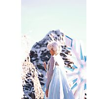 Queen of the Mountain Photographic Print
