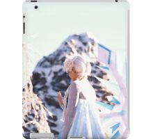 Queen of the Mountain iPad Case/Skin