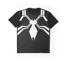 Knighted Spider Graphic T-Shirt