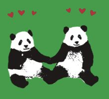 Panda Love Kids Clothes