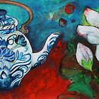 Lotus Tea by Maria Pace-Wynters