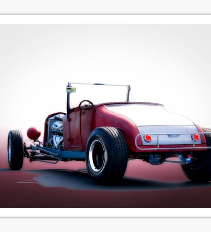 1926 Ford Roadster 'Classic Nerf' Sticker