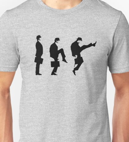 Monty Python Ministry Of Silly Walks Unisex T-Shirt