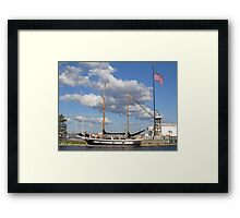 Let's Sail!  Framed Print