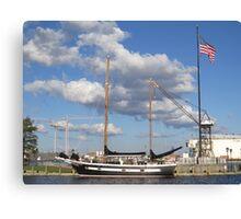 Let's Sail!  Canvas Print