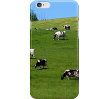 Dairy on the Hill iPhone Case/Skin