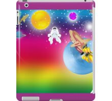 Space Voyage iPad Case/Skin