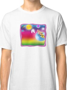 Space Voyage Classic T-Shirt