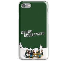 The Study Group's Winter Wonderland - Merry Christmas iPhone Case/Skin