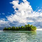 Pulu Blan - Island in the Sun by Karen Willshaw