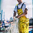 Newlyn Fisherman by PlanetPenwith