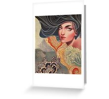 Sophia Greeting Card