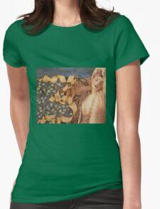 Illumination III Womens Fitted T-Shirt