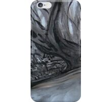 as the river flows.... iPhone Case/Skin
