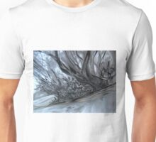 as the river flows.... Unisex T-Shirt