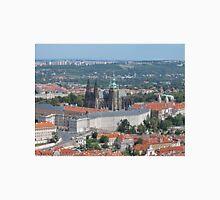 Overlooking Prague, Czech Republic & St Vitus's Cathedral Unisex T-Shirt