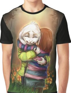 =Undertale= Don't want to let go... Graphic T-Shirt