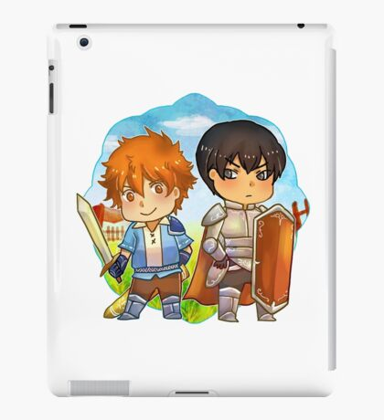 HQ - KageHina RPG iPad Case/Skin