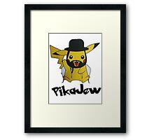Pikajew Framed Print