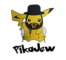 Pikajew Photographic Print