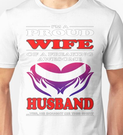 Awesome Philippine Husband Unisex T-Shirt