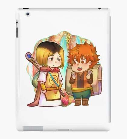 HQ - KenHina RPG iPad Case/Skin