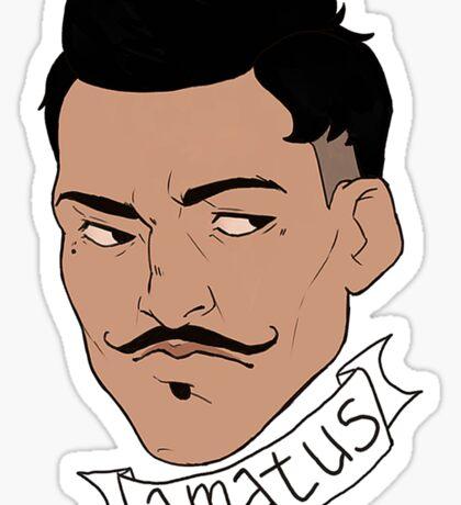 Dorian Pavus Sticker