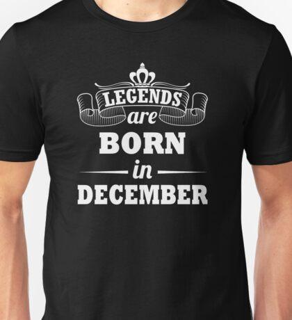 december 15 Unisex T-Shirt
