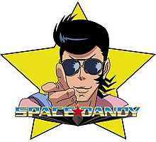 """BANG"" Space Dandy Photographic Print"
