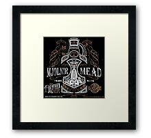 Mjölnir Mead Framed Print