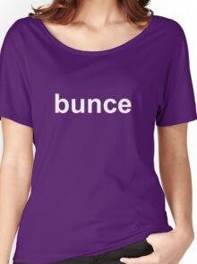 Bunce - The Office - David Brent - Dark Women's Relaxed Fit T-Shirt