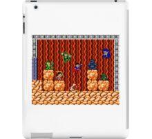 8-bit Justice League/Mega Man Mash-Up iPad Case/Skin