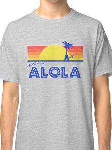 Pokemon Sun and Moon - Alola from Alola Classic T-Shirt