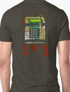 Counter Strike Bomb Text Unisex T-Shirt