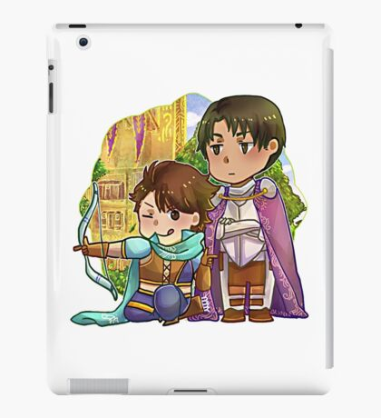 HQ - UshiOi RPG iPad Case/Skin