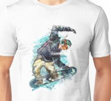 Snow board Unisex T-Shirt