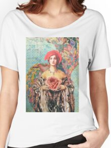 In The Fullness of Time Women's Relaxed Fit T-Shirt