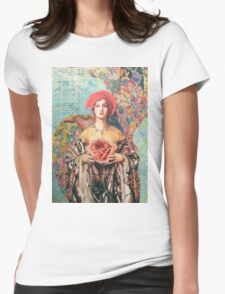 In The Fullness of Time Womens Fitted T-Shirt